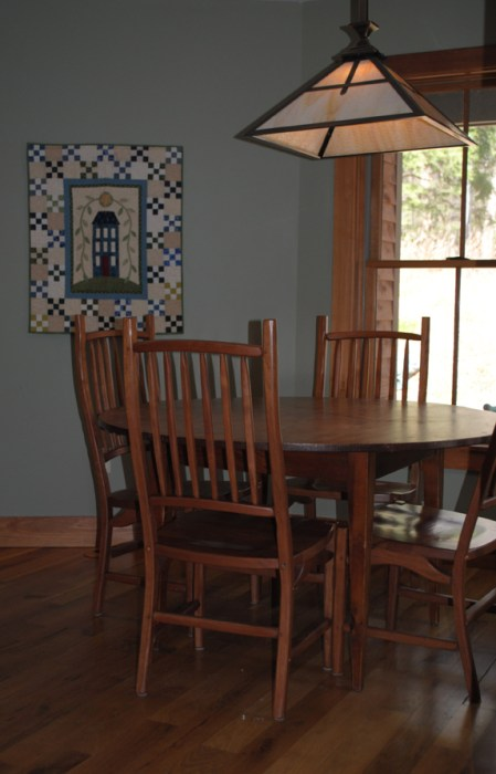 Dining Room Quilt