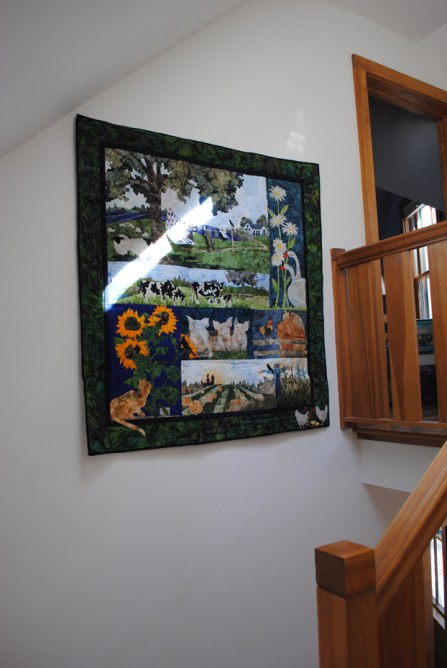 Stair Hall Quilt
