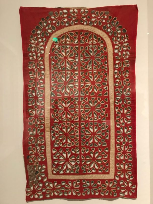 North African window screen, 19th - early 20th centuries; Matisse in the Studio Exhibit, Museum of Fine Arts Boston, 2017.