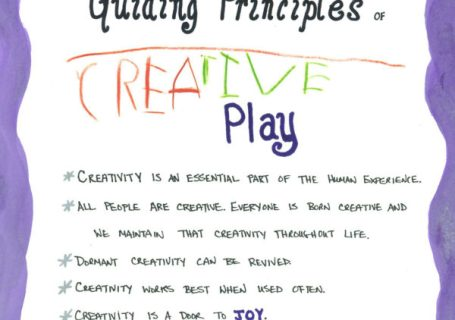 Principles of Creative Play