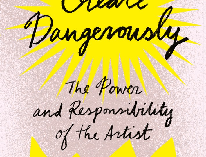 Create Dangerously book cover