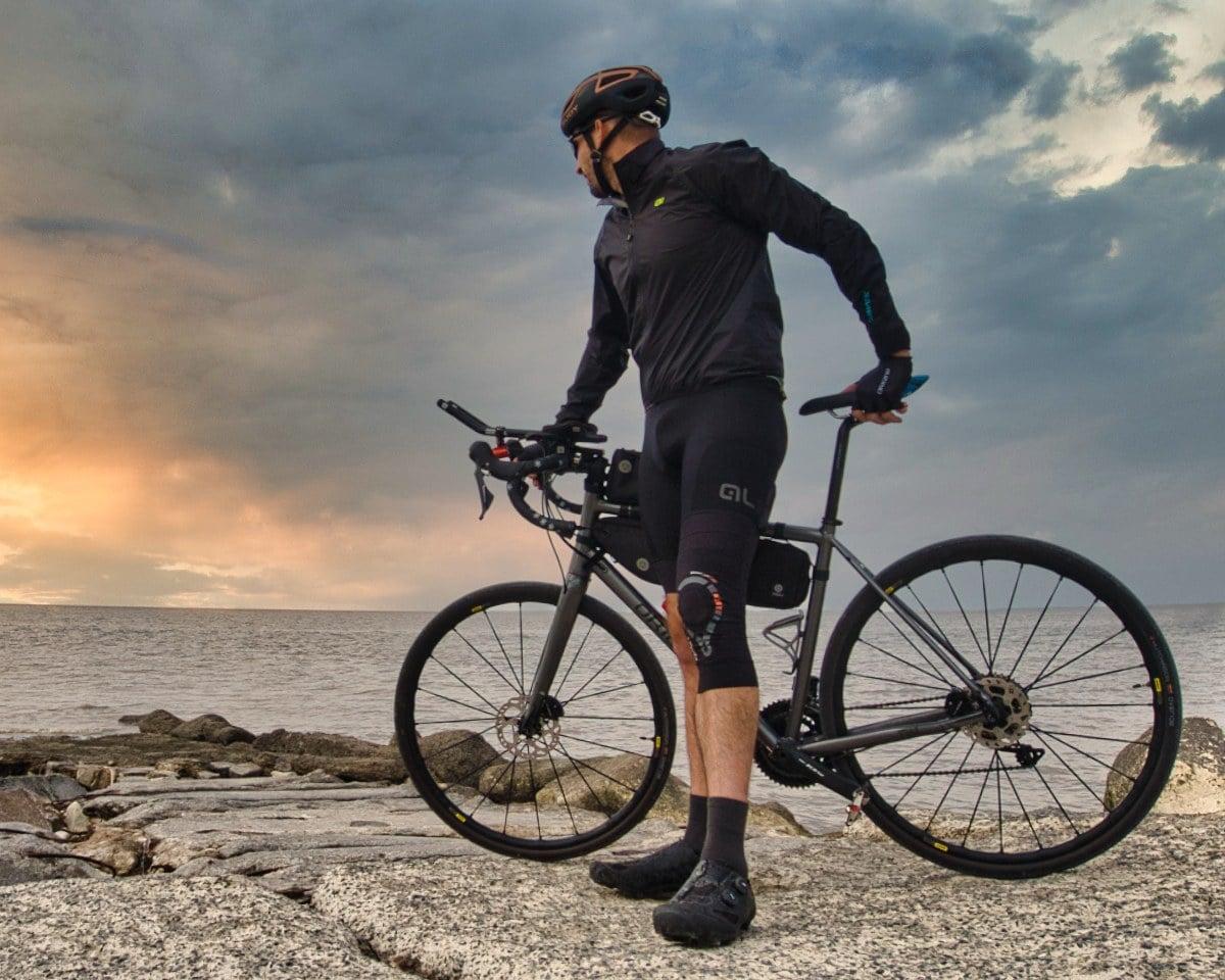 test logiciel retouche photo luminar vélo