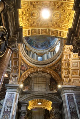 St. Peter's Basilica - Rome, Italy