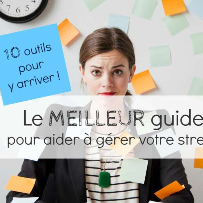 Guide de gestion du stress | Ressources et outils pour vous aider à Montréal