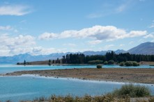 Lake Tekapo -Church of the Good Shepherd