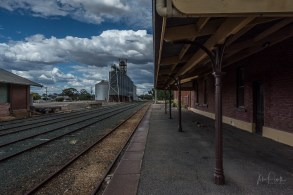 Bridgewater Rail Station
