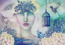 JuliePowell_Woman in Blue