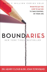 Week 12, 2018 – Boundaries