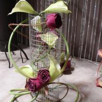 Las Vegas Avant Garde Flowers Design