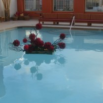 Las Vegas Corporate Floating Floral Designs