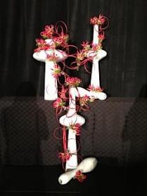 Las Vegas Flower Display