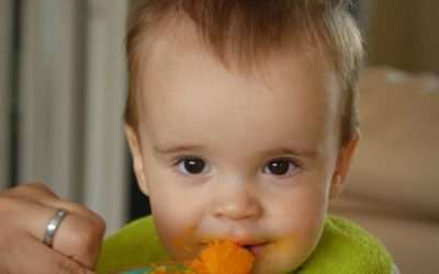 How To Make Homemade Baby Food—Fast