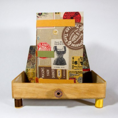 Sewing and Creativity Book and Box