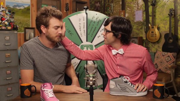 "BLOG: How ""Good Mythical Morning"" Caused a Father-Daughter ..."