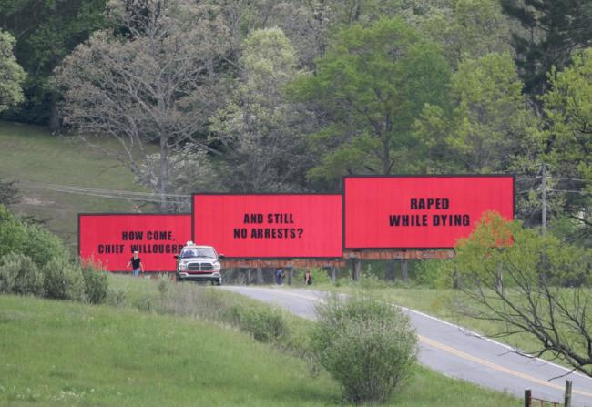 Resultado de imagem para three billboards outside ebbing missouri