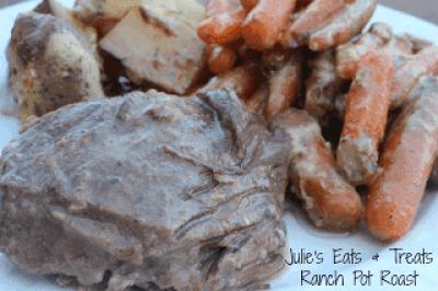 Ranch Pot Roast
