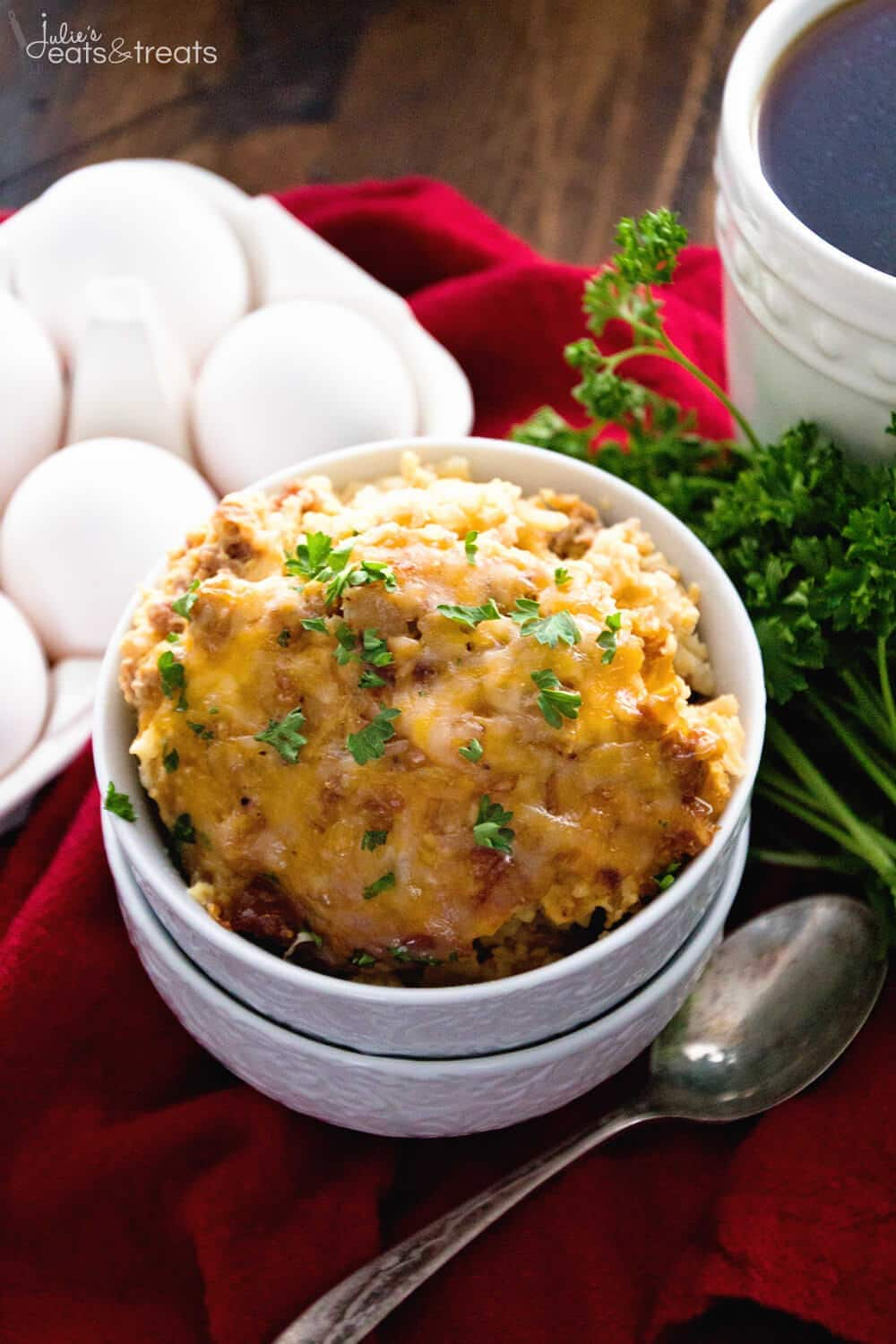 Breakfast Crockpot Casserole Recipe