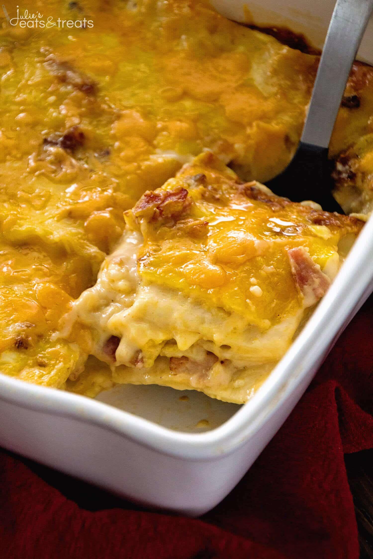 recipe: overnight breakfast lasagna [2]
