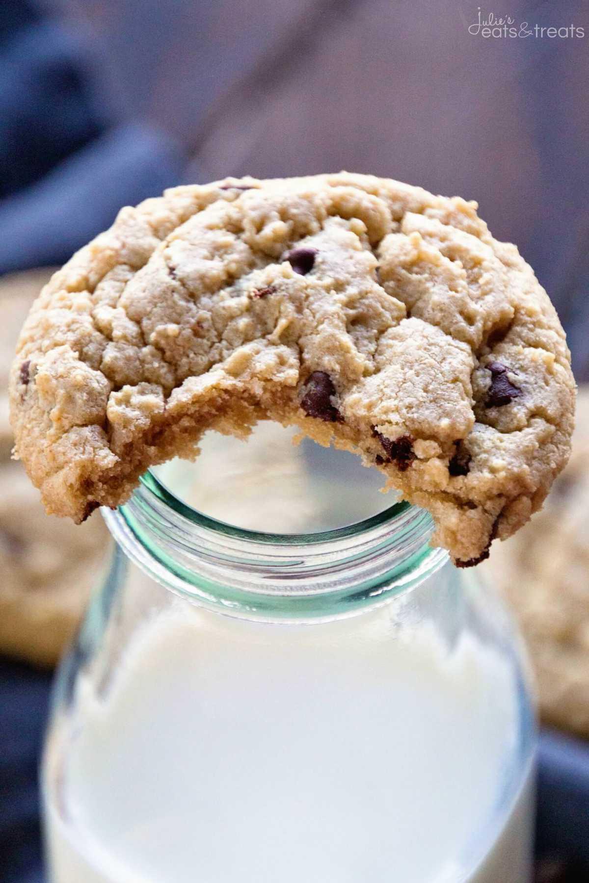 Grandmas Chocolate Chip Cookies Bite