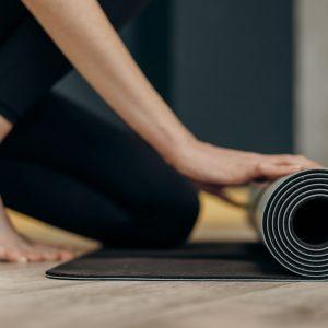 Spray pour nettoyer son tapis de Yoga