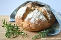 Rosemary and Thyme Soda Bread