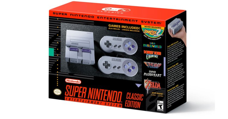 SNES Classic In Stock