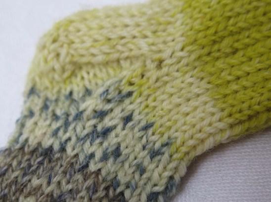 BDF sock