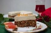 Raw Christmas Cake