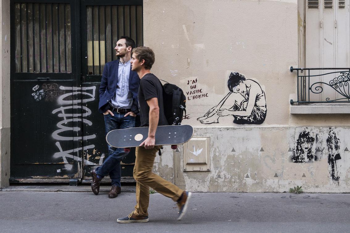 Regards de rue - Matthias
