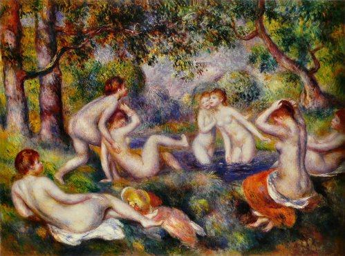 Pierre-Auguste_Renoir-Baigneuses_dans_la_forêt