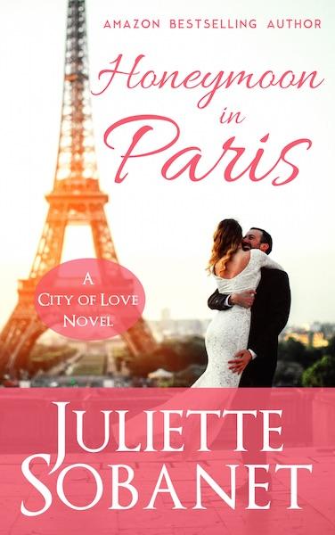 Honeymoon in Paris, city of love series