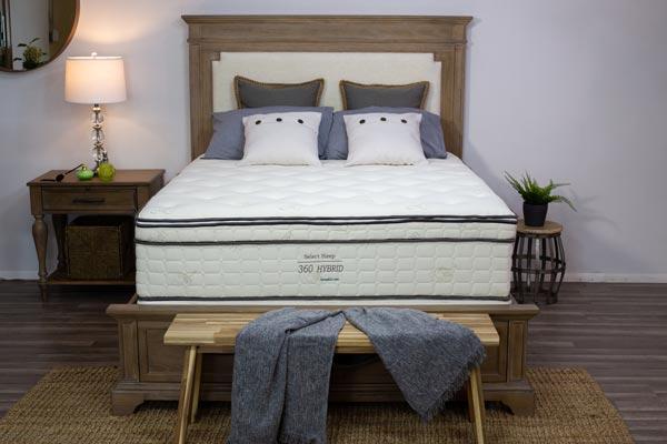 360 Hybrid Pillowtop Mattress