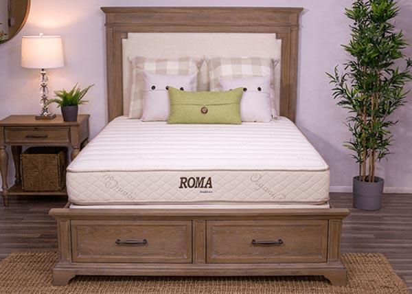 The Roma Latex Mattress