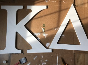 KD letters