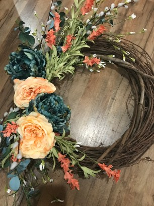 spring wreath 12