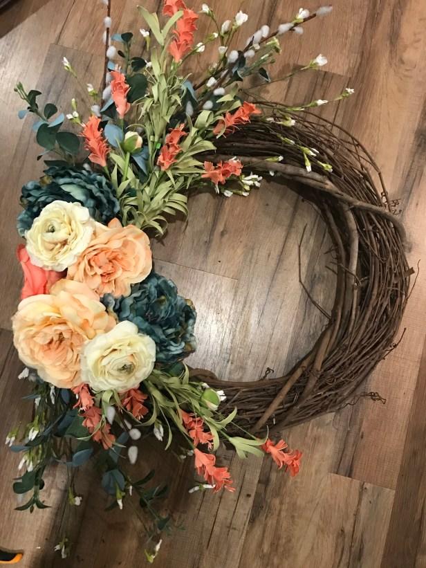 spring wreath 13