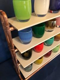 glassybaby shelf 2