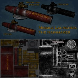 Missile Launcher: The Rainmaker