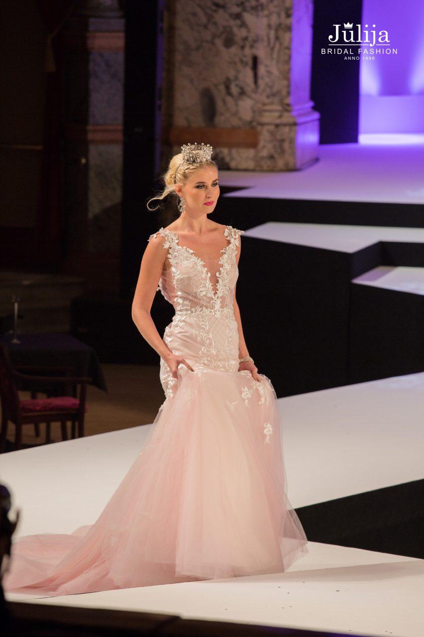 Emily Catwalk Bridal Wedding Dresses Designer Julija