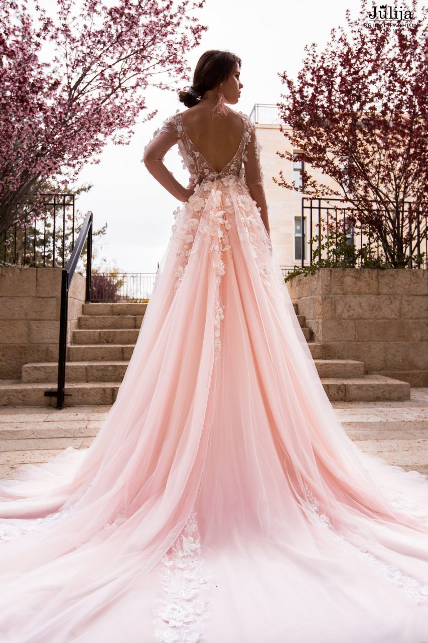 Ruze Bridal Wedding Dresses Designer Julija Bridal