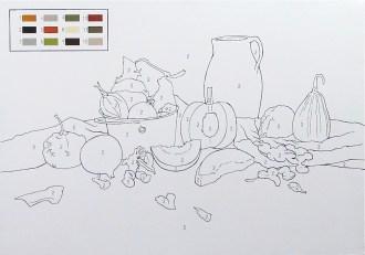 kit para pintor realista