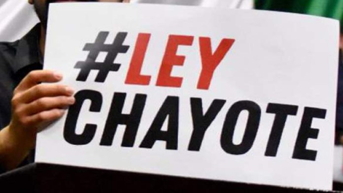 Ley chayote