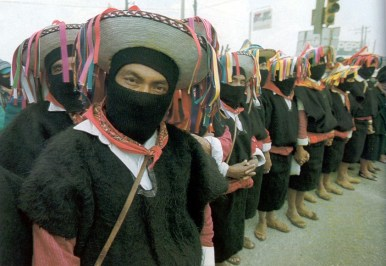 Zapatistas de Los Altos.
