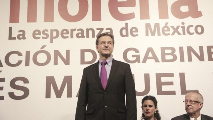 Esteban Moctezuma.
