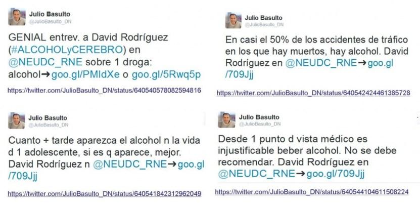 Alcohol David Rodríguez entrevista 2015