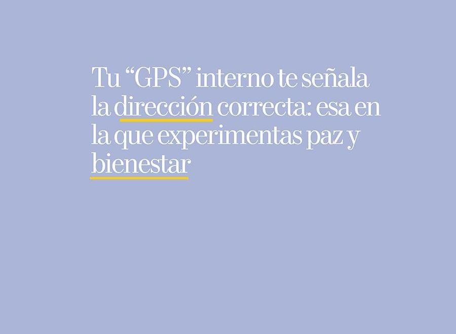 """Tu """"GPS"""" interno"""