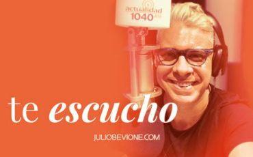 Podcast 32, Te Escucho