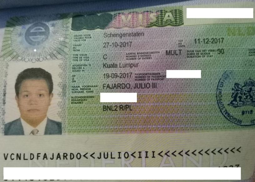 How to get Schengen visa for Filipinos in 2 weeks - Julio Goes Solo