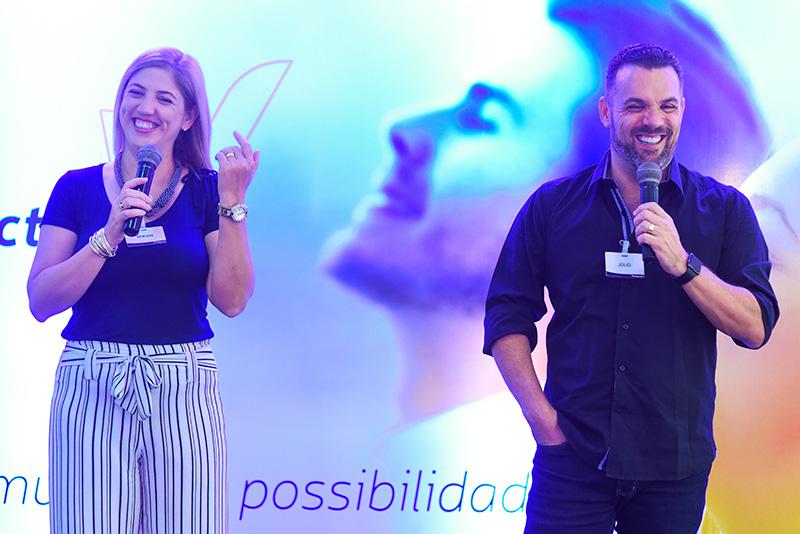 Júlio Pereira e Mirian Pereira