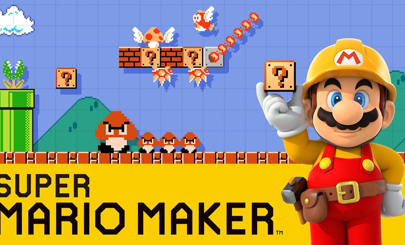 Mario Maker – Mis primeros niveles